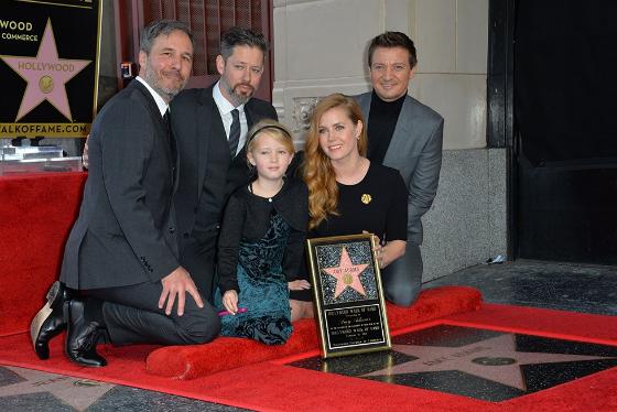 Эми Адамс получила именную звезду наАллее славы