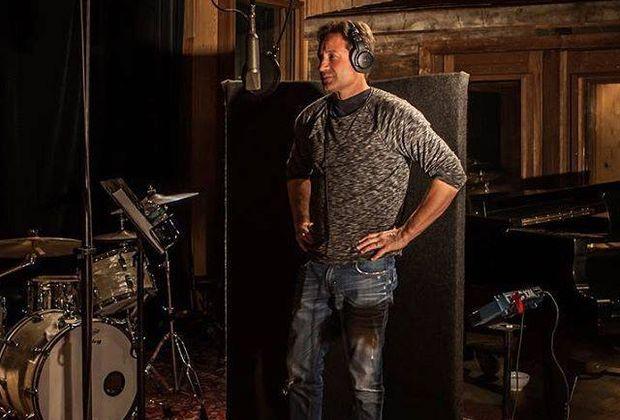Дэвид Духовны записывает новый альбом