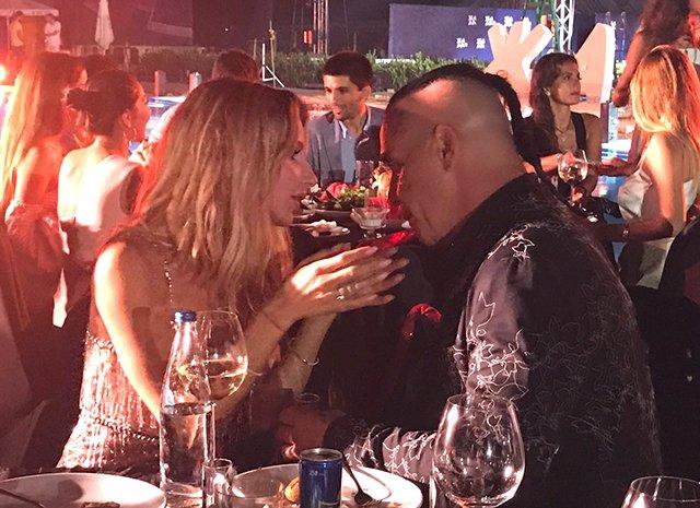 Светлана Лобода и солист группы Rammstein вместе покинули