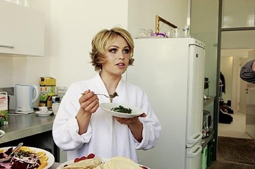 Биатлониста Магдалена Нойнер снялась в рекламе нижнего ...: http://life-star.ru/page/4451/photos?id=3
