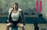 Кейт Аптон в W Magazine
