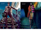 Шокирующая фотосессия Ким Кардашьян для Love Magazine (17 ФОТО)