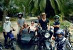 Анджелина Джоли и ее семья в журнале Vogue (7 ФОТО)