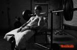 Джастин Бибер в журнале Men's Health