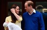 Первые фото дочери Кейт Миддлтон и принца Уильяма