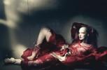 Обнаженная Кейт Мосс в журнале W Magazine