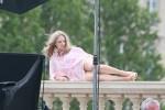Аманда Сейфрид без нижнего белья