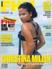 Кристина Милиан в журнале FHM