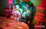 Майли Сайрус в журнале Plastik Magazine