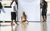 Вита Сидоркина в фотосессии для Victoria's Secret