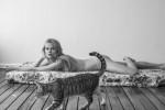 Вита Сидоркина в журнале RUSSH Magazine