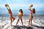 Группа Serebro порадовала пляжной топлесс-фотосессией (10 ФОТО)
