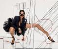 Рианна в журнале Vogue