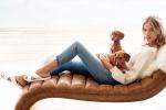 Роузи Хантингтон-Уайтли снялась в рекламе бренда UGG
