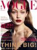 Джиджи Хадид в журнале Vogue