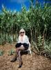 Певица Леди ГаГа в журнале Vogue