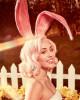 Майли Сайрус в развратной пасхальной фотосессии для Vogue (17 ФОТО)