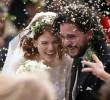Свадьба Кита Харингтона и Роуз Лесли