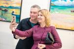Выставка картин Иннокентия Баранова