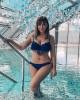 Анфиса Чехова в купальнике в журнале «Красота и здоровье»