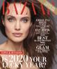 Анджелина Джоли в журнале Harper's Bazaar