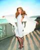 Дженнифер Лопес в журнале Harper's Bazaar