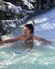 Январские каникулы Ольги Бузовой: тонны обнаженки, голышом в снегу и никаких мужчин!