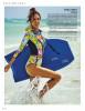 Алессандра Амбросио в журнале Elle