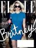 Бритни Спирс снялась для октябрьского Elle (5 ФОТО)