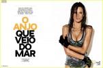 Девушка Бонда Алессандра Амбросио в бразильском GQ (5 ФОТО)