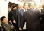 """Арнольд Шварценеггер """"зайцем"""" прокатился в московском метро и выложил фото в Твиттере (ФОТО)"""