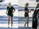 «Что, черт возьми, с ней происходит?!» Аманда Сейфрид гуляет по улицам без обуви