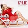 Кайли Миноуг показала обложку готовящегося к выпуску рождественского альбома