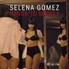 Селена Гомес на обложке сингла Hands To Myself