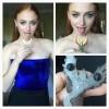 Звезда «Игры престолов» Софи Тёрнер и ее украшение