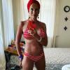 57-летняя Алена Свиридова снялась в бикини