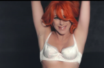 52-летняя Алёна Апина в клипе «Близость»
