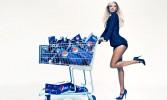 Бейонсе в рекламе Pepsi