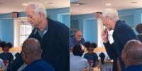 Билл Мюррей вновь уличён в воровстве картофеля-фри у незнакомого человека