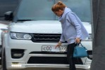 Ксения Бородина прячет номера автомобиля стоимостью в миллионы рублей, чтобы не платить за парковку