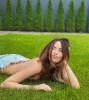 «Травка щекочет мои сисечки». Надя Дорофеева снялась с голой грудью и удивила подписью к фото