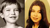 Певица Ёлка показала, как выглядела в детстве и юности