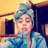 Леди ГаГа выложила в Твиттере свое фото без макияжа