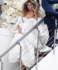 Хайди Клум и Том Каулитц сыграли свадьбу. Первые фото
