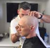 Джеймс Макэвой побрился наголо ради роли в фильме «Люди Икс: Апокалипсис»