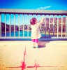 Эштон Катчер впервые опубликовал фото своей дочки в Instagram