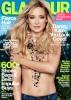Кейт Хадсон топлесс на обложке журнала Glamour