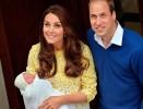 Первое фото дочери Кейт Миддлтон и принца Уильяма