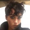 Новая прическа Кэти Перри