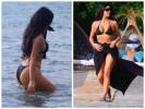 Ким Кардашян снова показала свои знаменитые формы